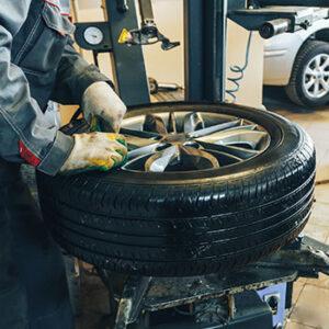 Tires / Wheel alignment
